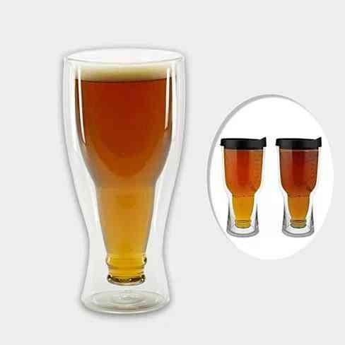 Bottoms Up Cheers N Beers Bottle In Cup