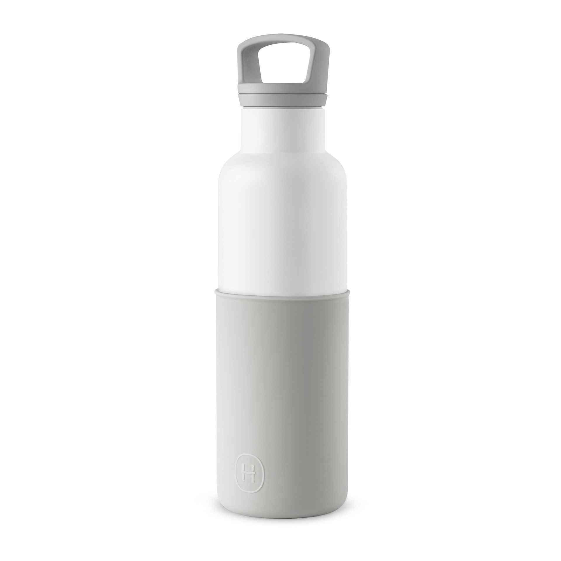Stainless Steel White Thermal Water Bottle