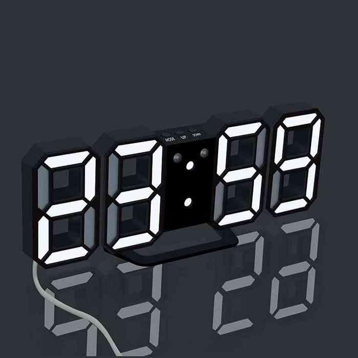 Electronic Led Digital Alarm Clock