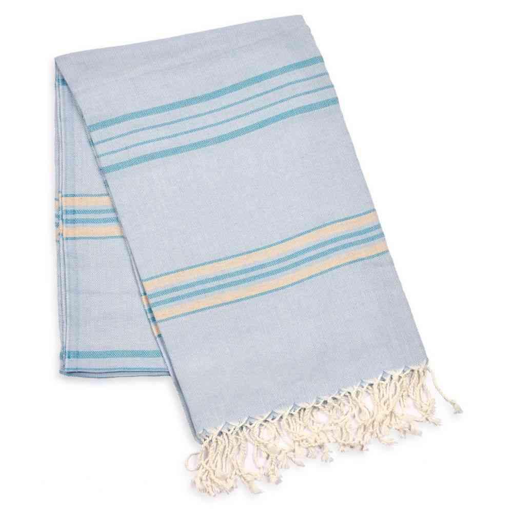 Ultra Soft, Strip Pattern Design Spa/beach Towel