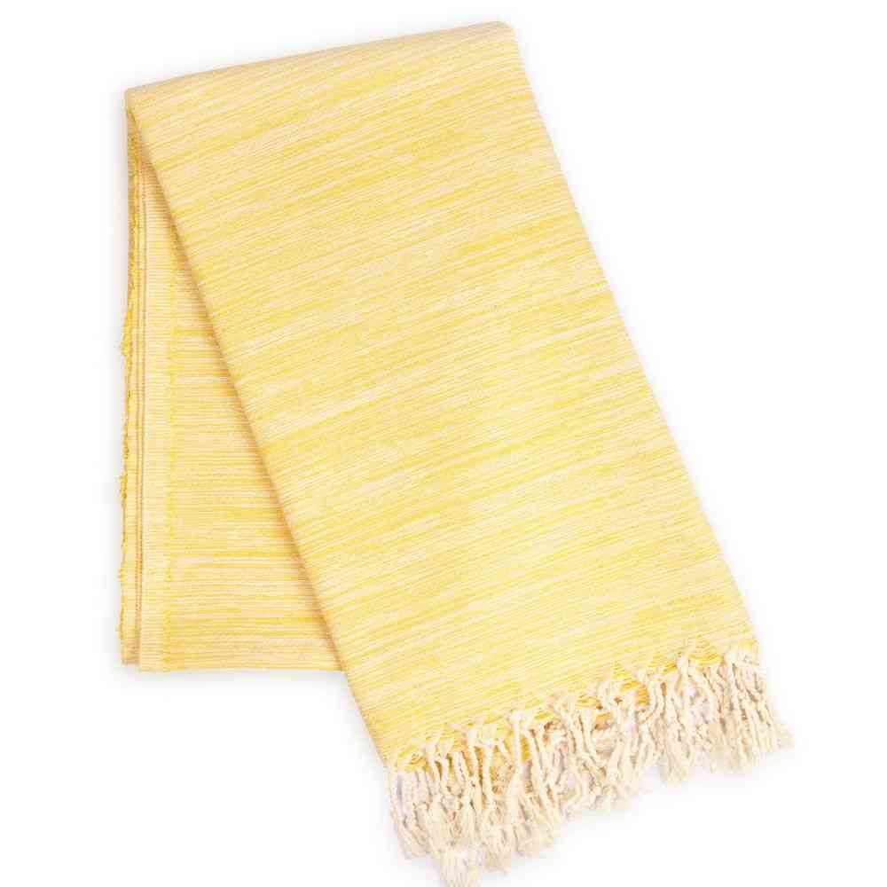Super Soft Marbled Towel