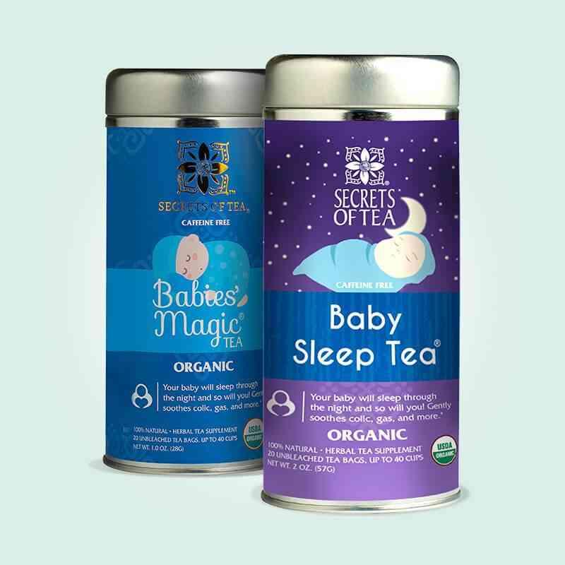 Babies Magic & Sleep Tea Pack