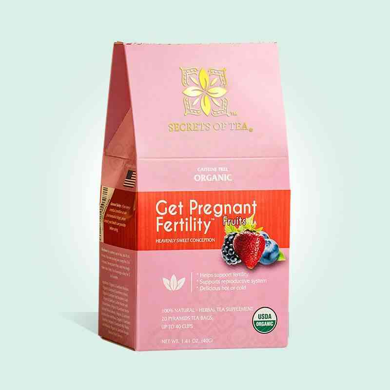 Fertility Herbal Fruit Tea