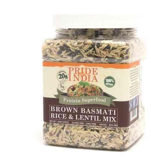 Brown Basmati Rice & Lentil Kitchari Mix
