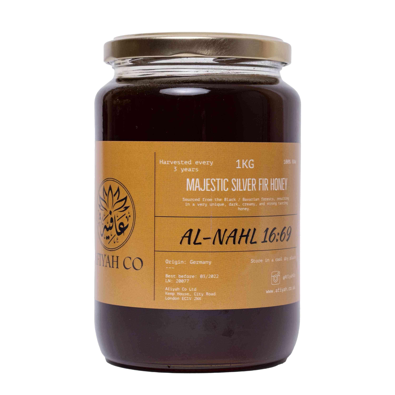 Majestic Silver Fir Honey