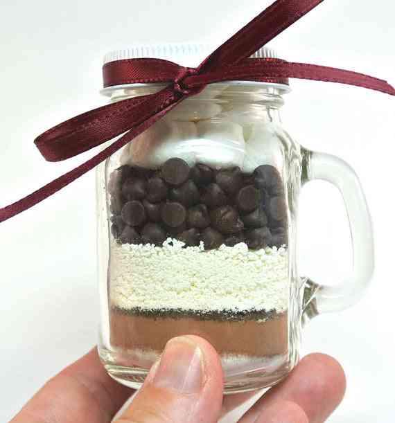 Mason Mug Hot Chocolate Mix