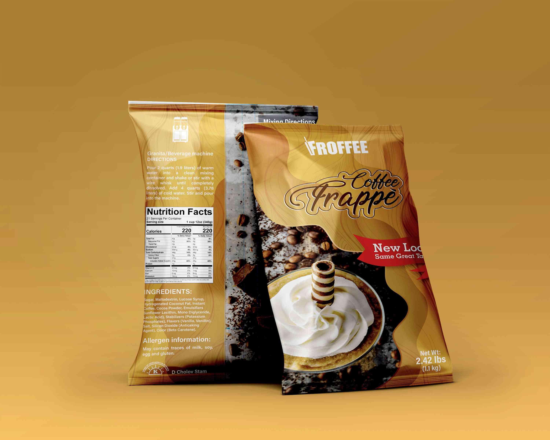 Original Coffee Frappe Mix