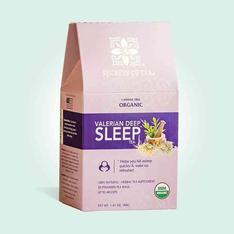 Deep Sleep Night Time Tea