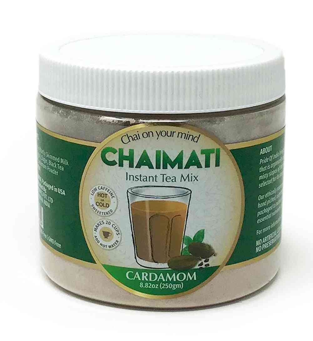 Cardamom Chai Latte- Powdered Instant Tea Premix