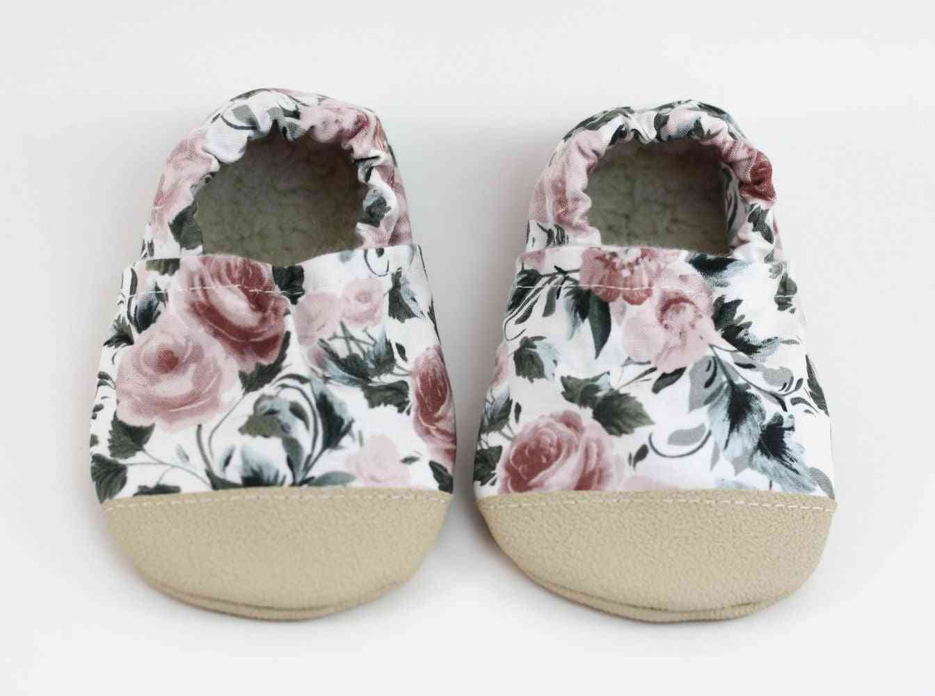 Soft Soled Washable Booties