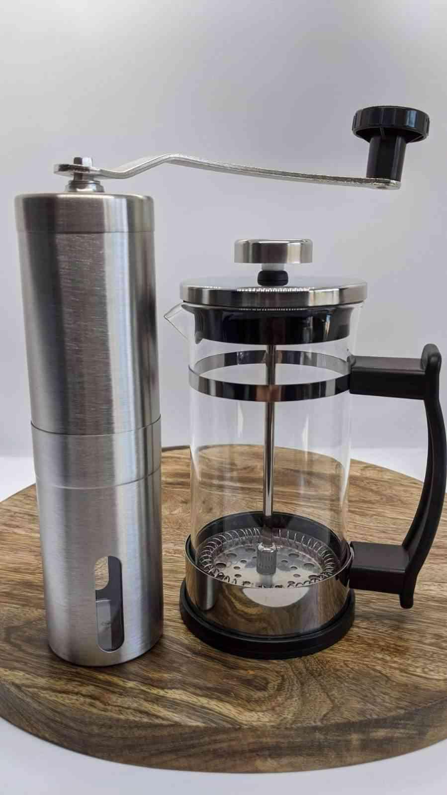 Handheld Coffee Grinder