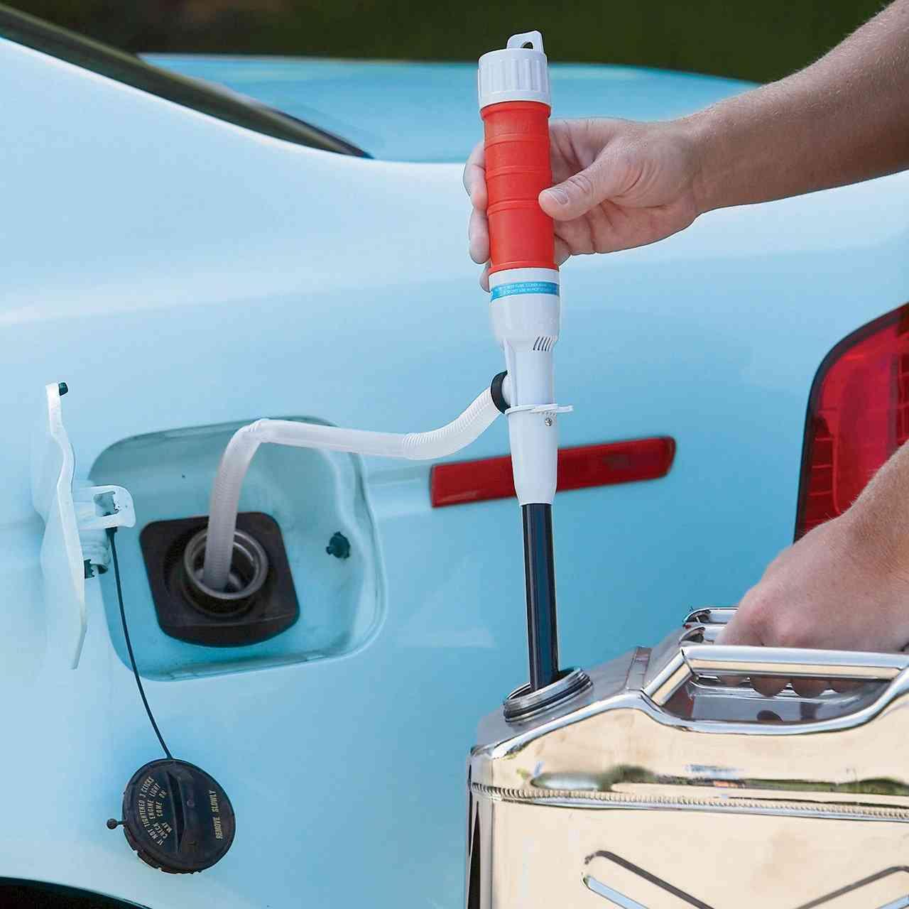 Battery-operated Liquid Transfer Pump