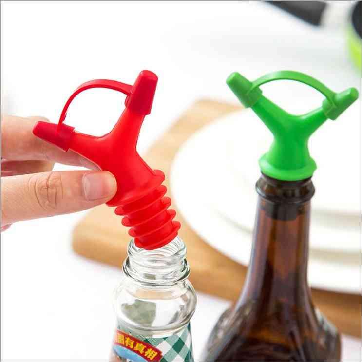 Double-sided Bottle Pourer Spout