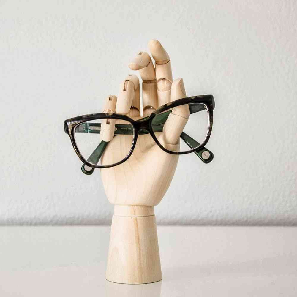 Wooden Hand Model For Home Decoration