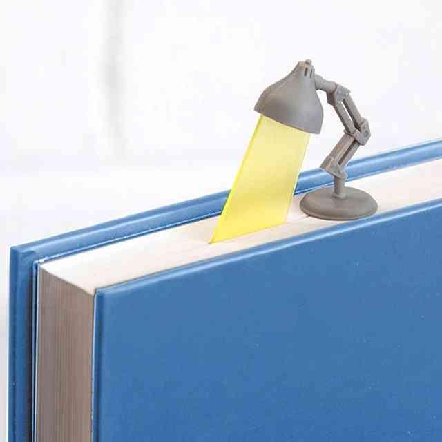 Lamp Shaped Bookmark