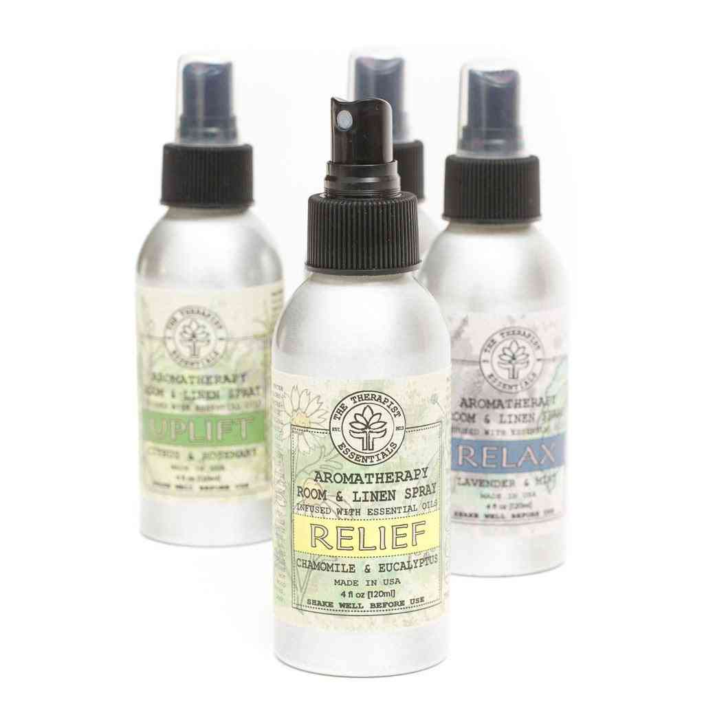Aromatherapy Relief Chamomile & Eucalyptus Room And Linen Spray