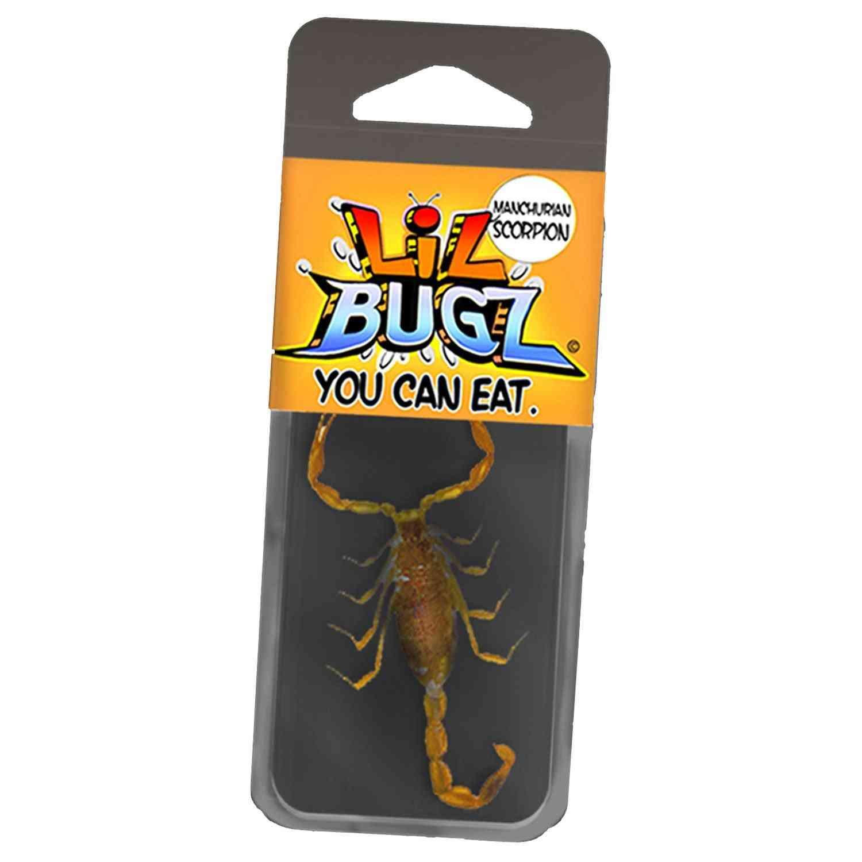 Lil Bugz Edible Scorpion