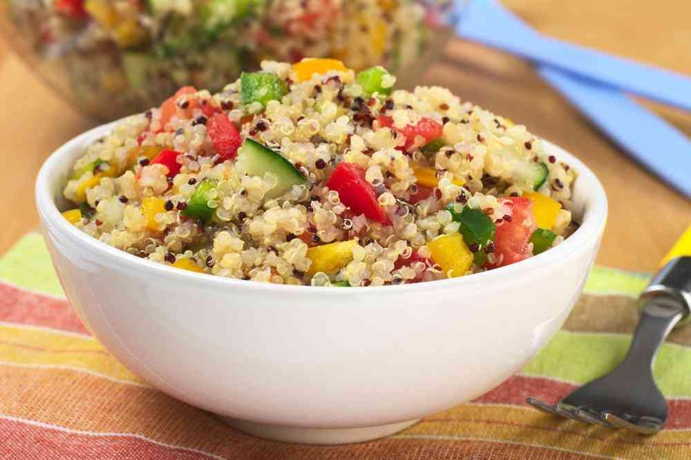 Organic, Protein Rich -whole Grain Quino
