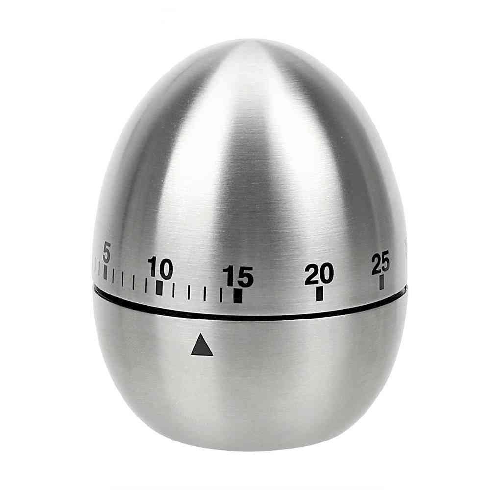 Stainless Steel Kitchen Cooking Timer Tools
