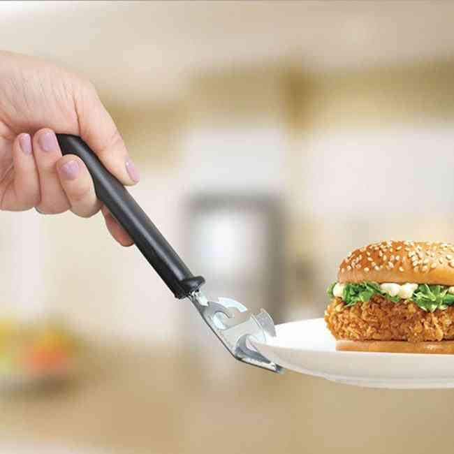 Anti-hot Dish Plate Take Bowl Clip