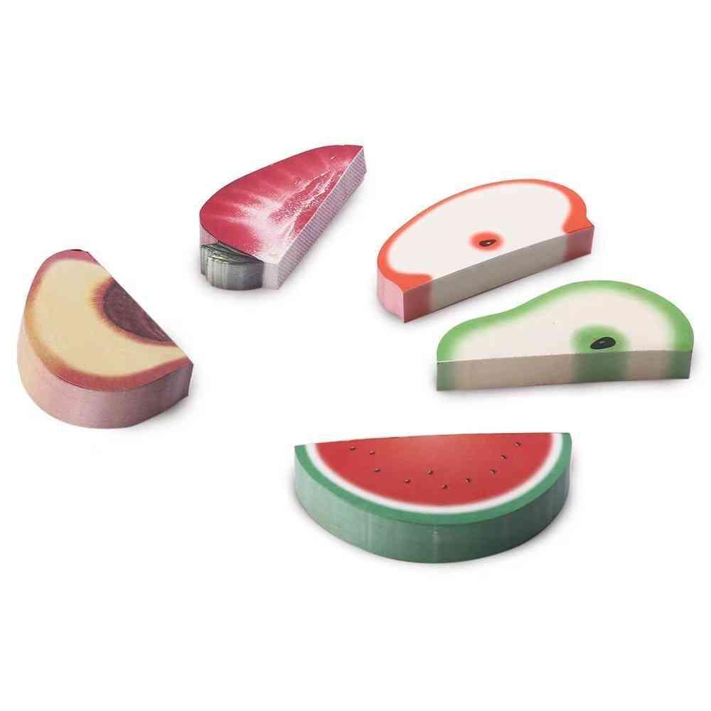 Fruit Memo Note Pads