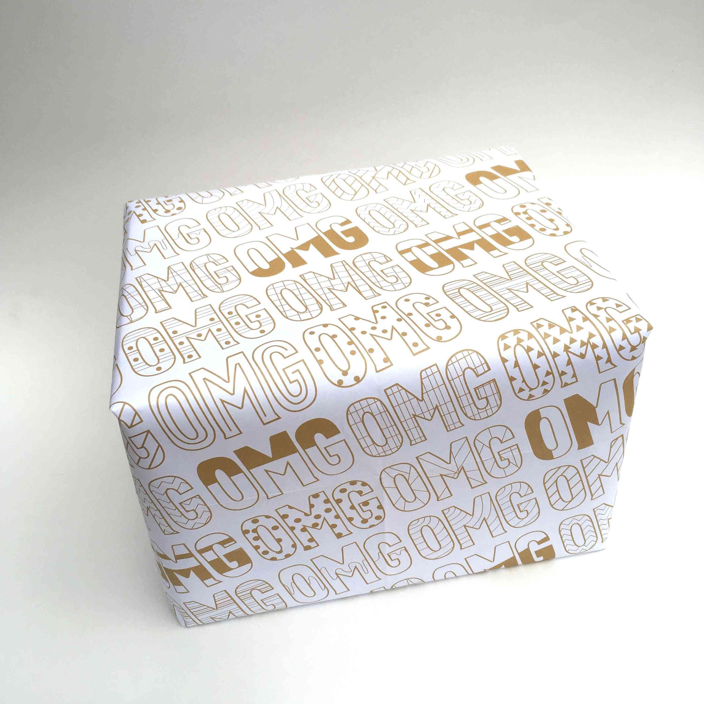 Omg Printed Wrap