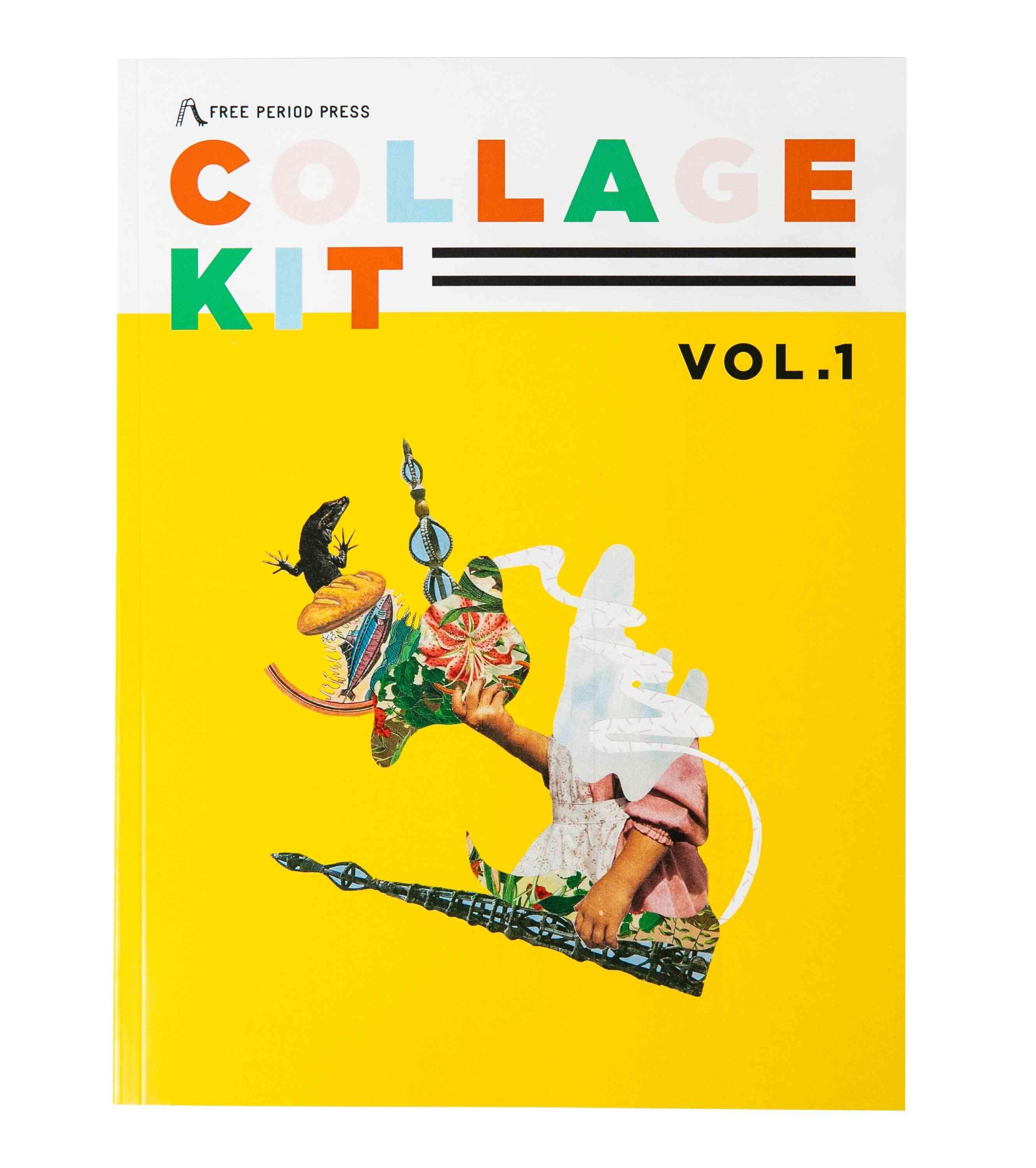 Diy Collage Kit Magazine