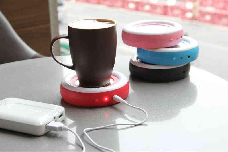 Usb Electric Glass Teapot Warmer