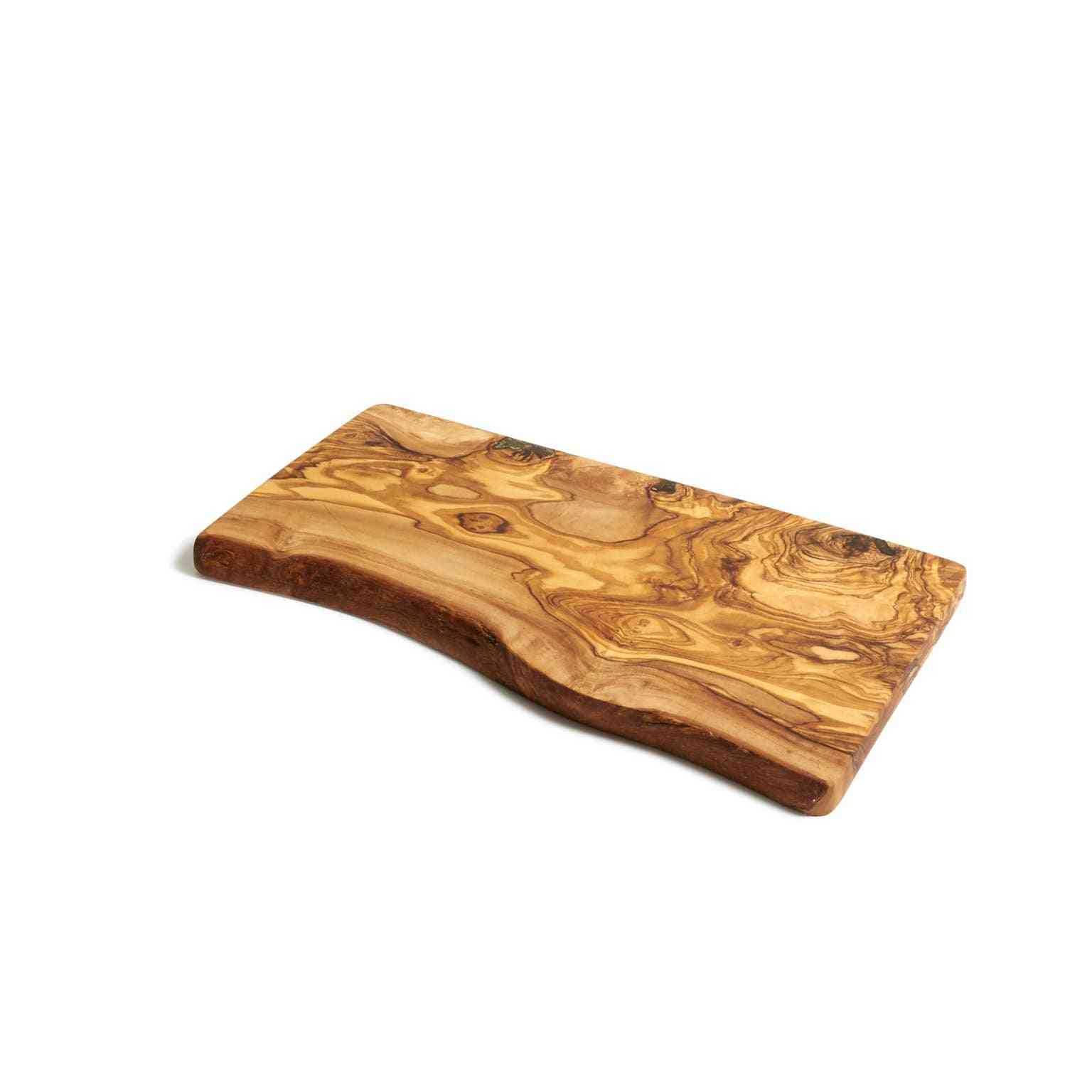 Olive Wood, Rustic Cutting Board Great For Carving Meat
