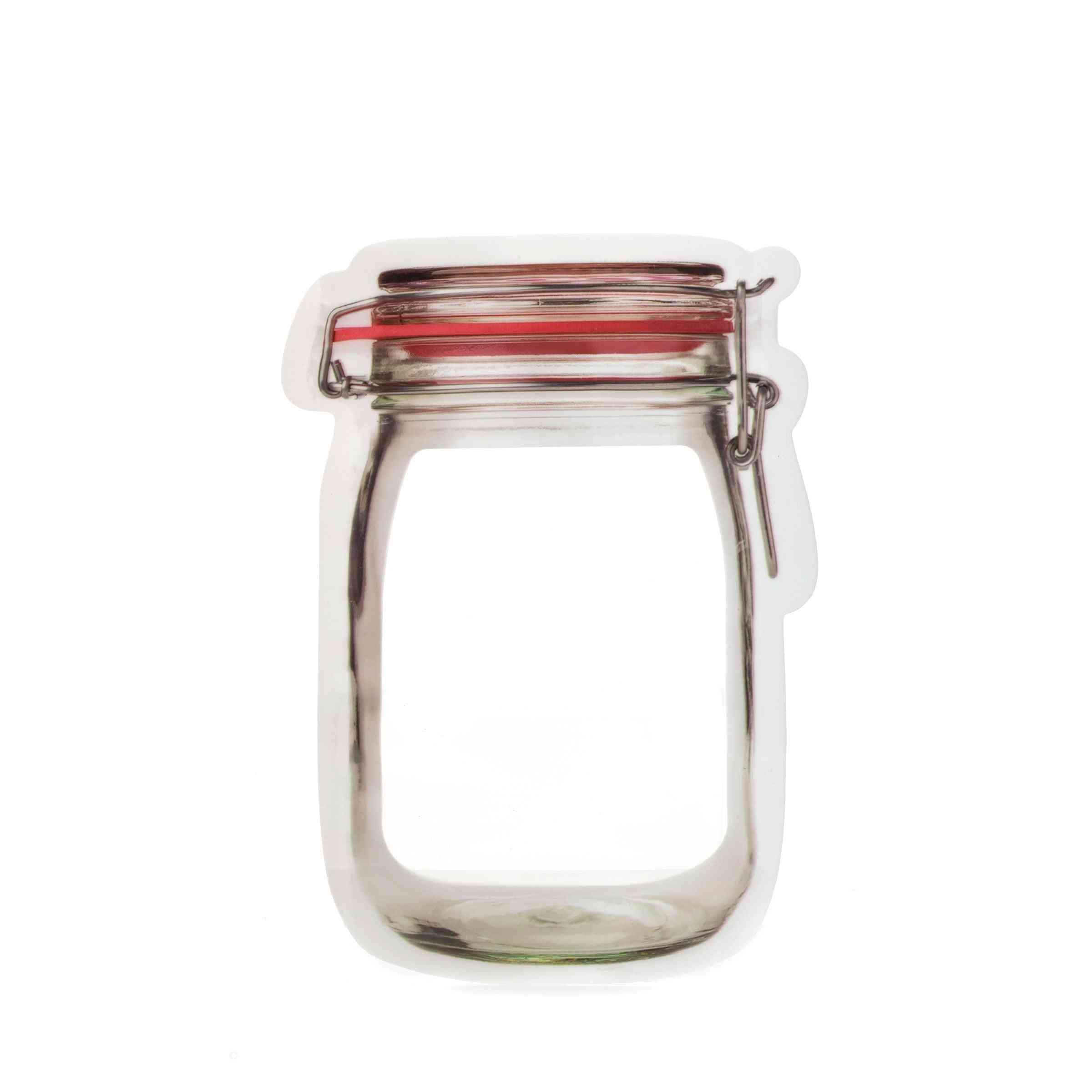 Medium Mason Jar Bag