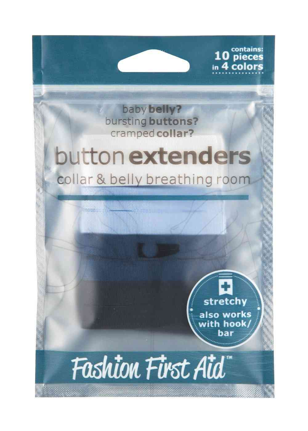 Button Extenders Collar & Belly Breathing Room