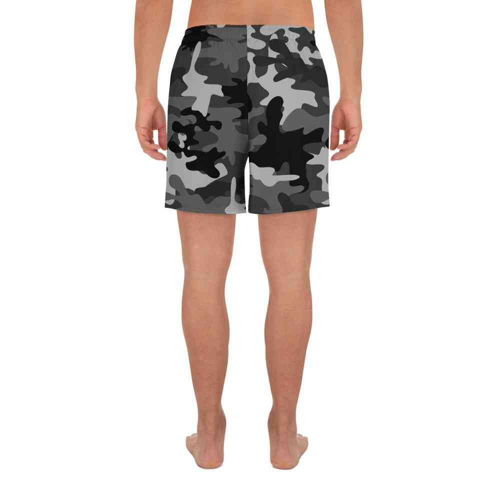 Sports Outfits- Camo Shorts