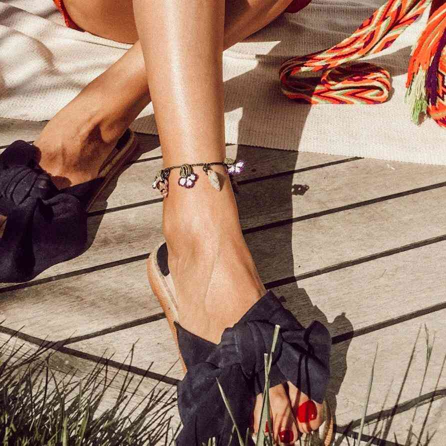 Pellew Shell Anklet