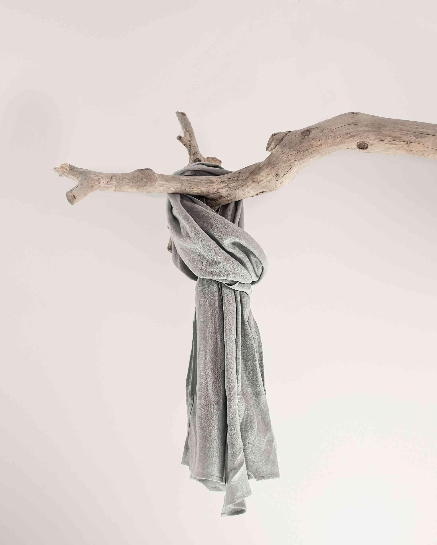 Light Linen Scarves & Wraps