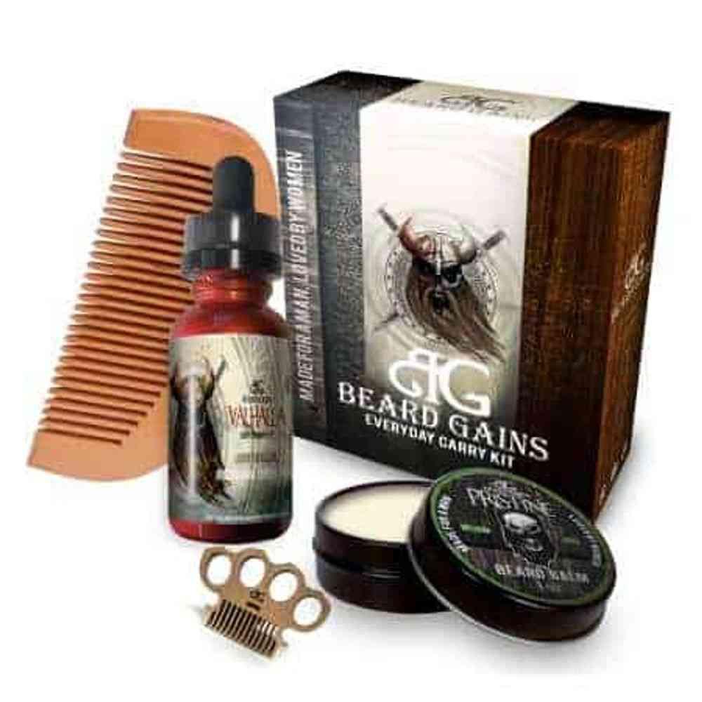 Every Day Beard Care Kit