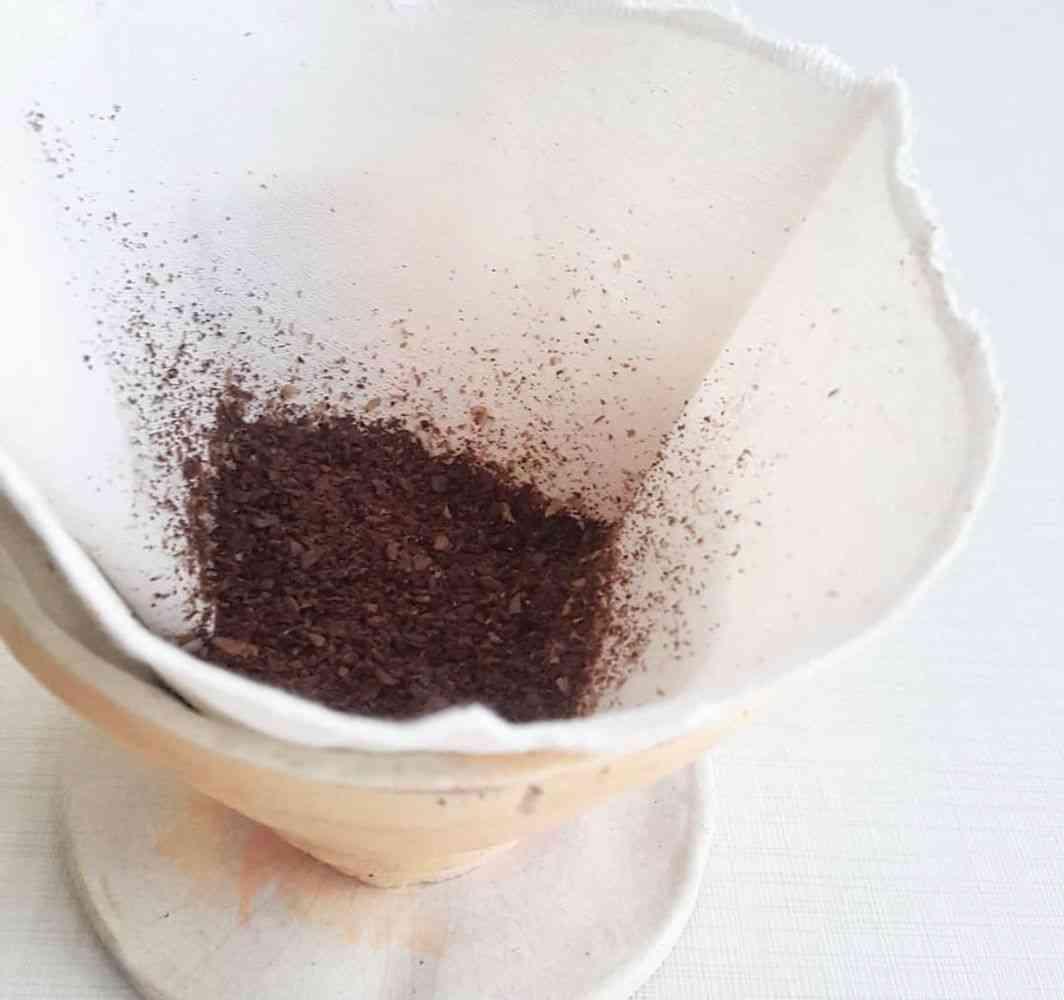 Reusable Cotton Coffee Filter