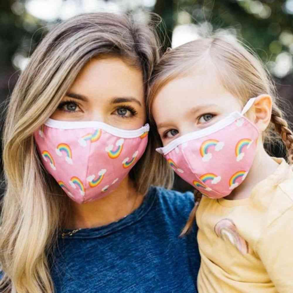 Washable & Reusable Cotton Face Masks