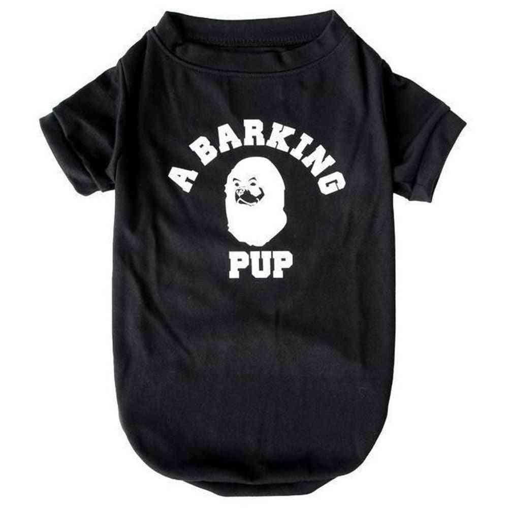 Barking Pup T-shirt   Dog Clothing