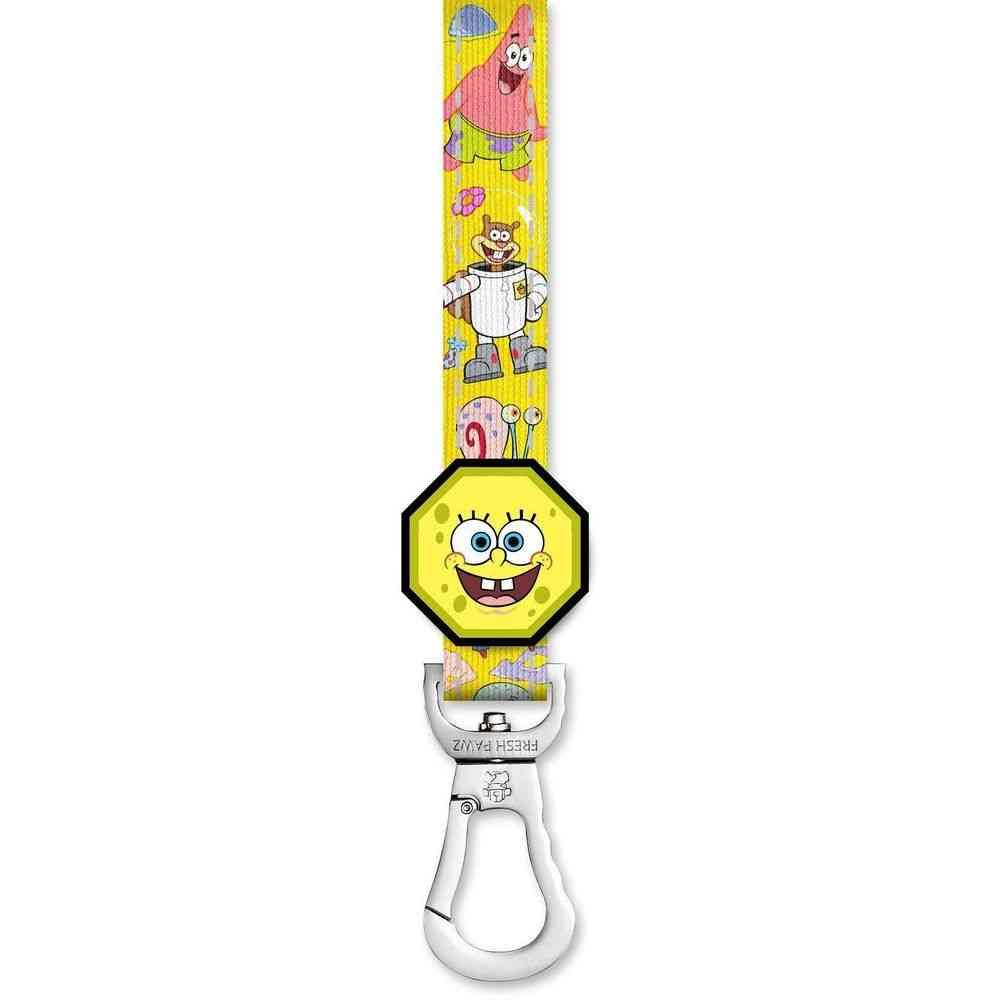 Spongebob X Fresh Pawz -sb & Friends Leash For Pet Dogs