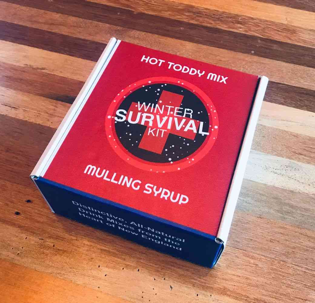 Winter Survival Kit - Mulling Syrup