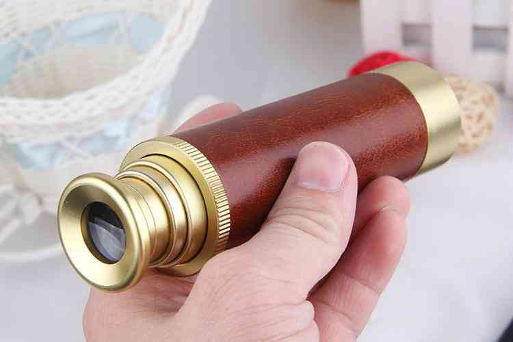 Brass Navigation Telescope