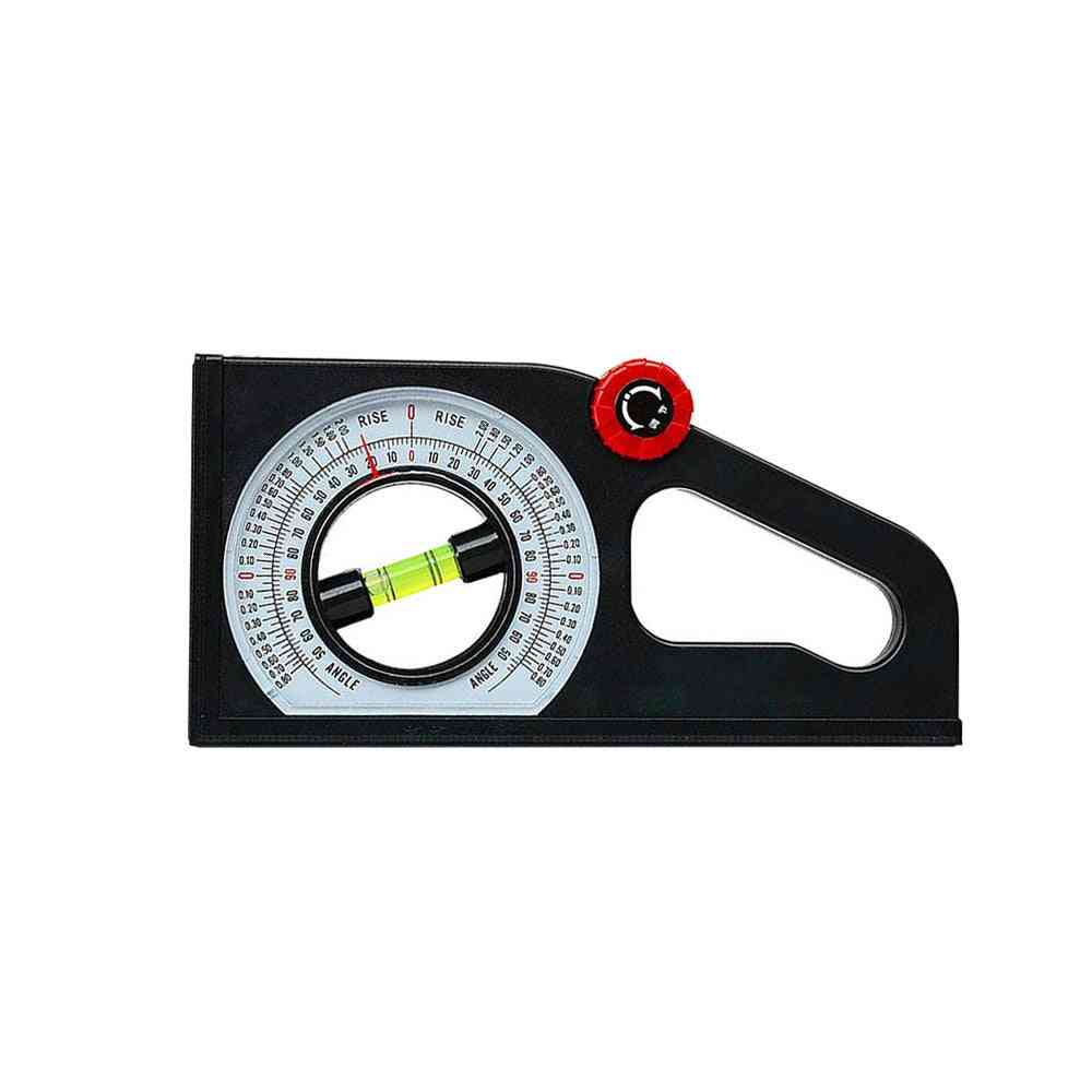 Slope Measuring Instrument Protractor Bevel Angle