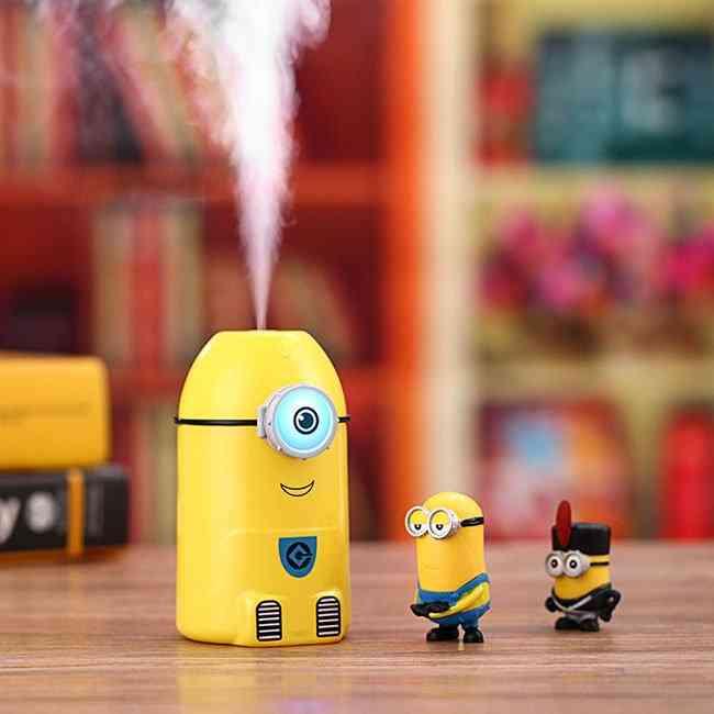 Cartoon Yellow Humidifier