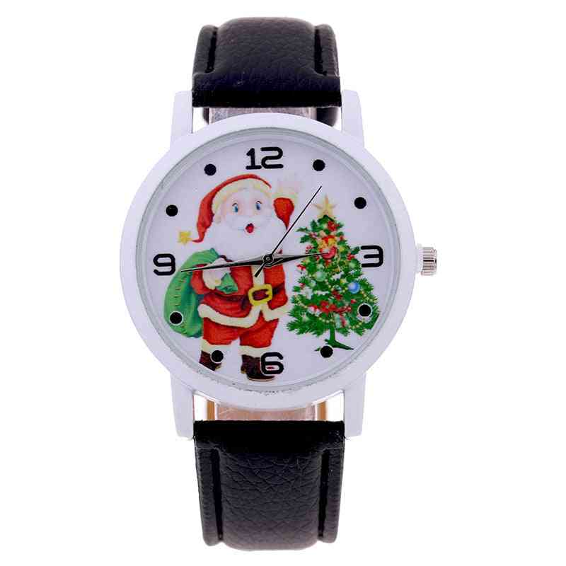 Christmas Design Pattern Watches