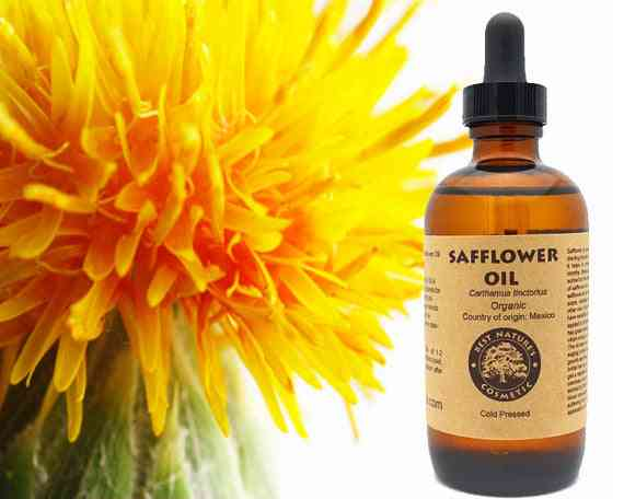 Organic Cold Pressed, Safflower Seed Oil