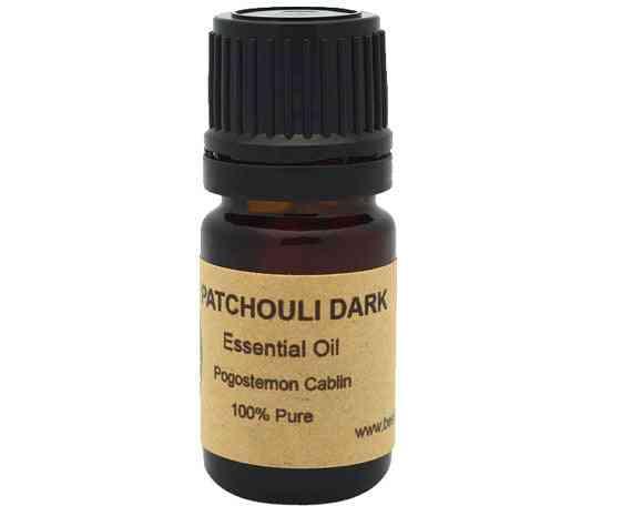 Patchouli Essential Oil (dark) 15ml