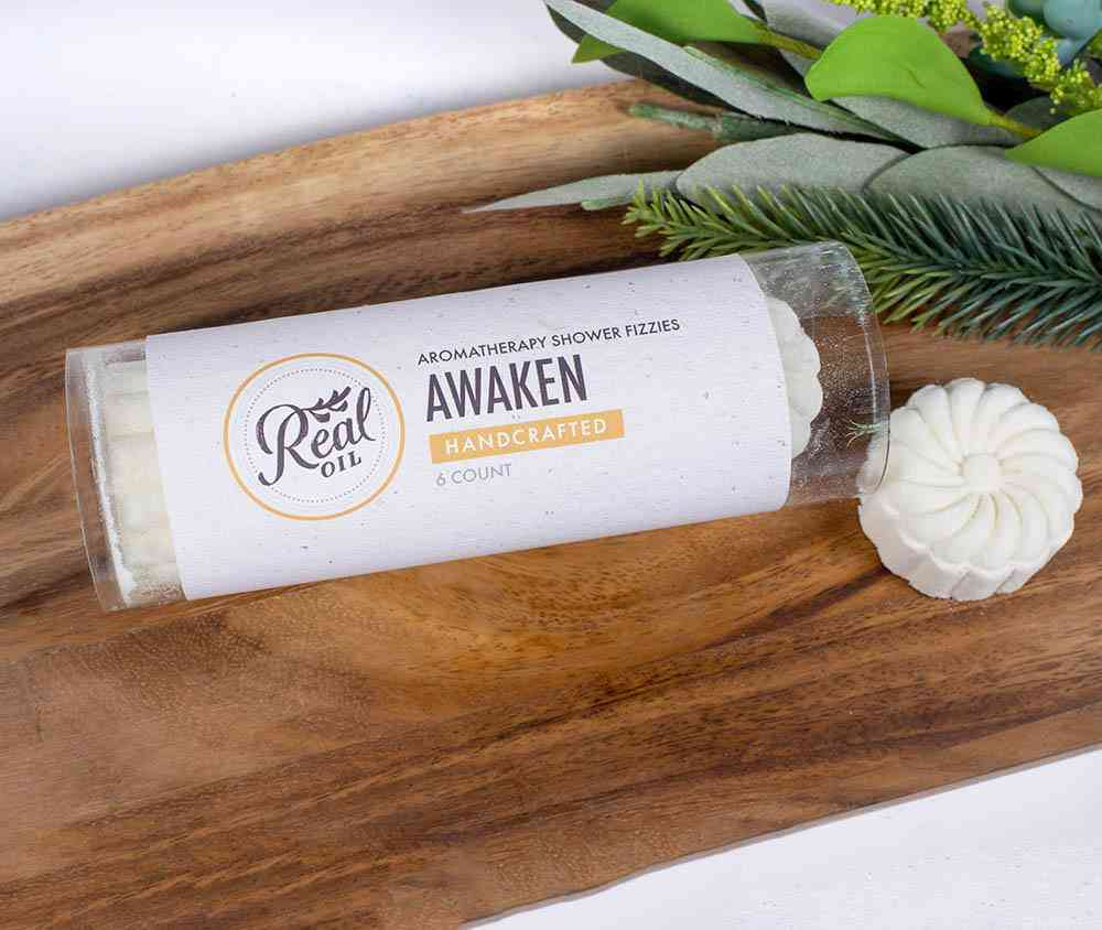 Awaken Aromatherapy Shower Fizzy 6-pack