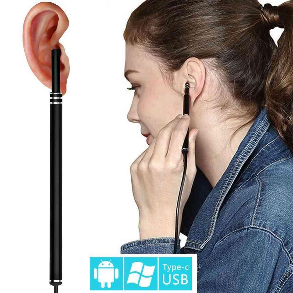 Usb Cleaning Tool Hd Visual Ear Spoon Multifunctional Earpic