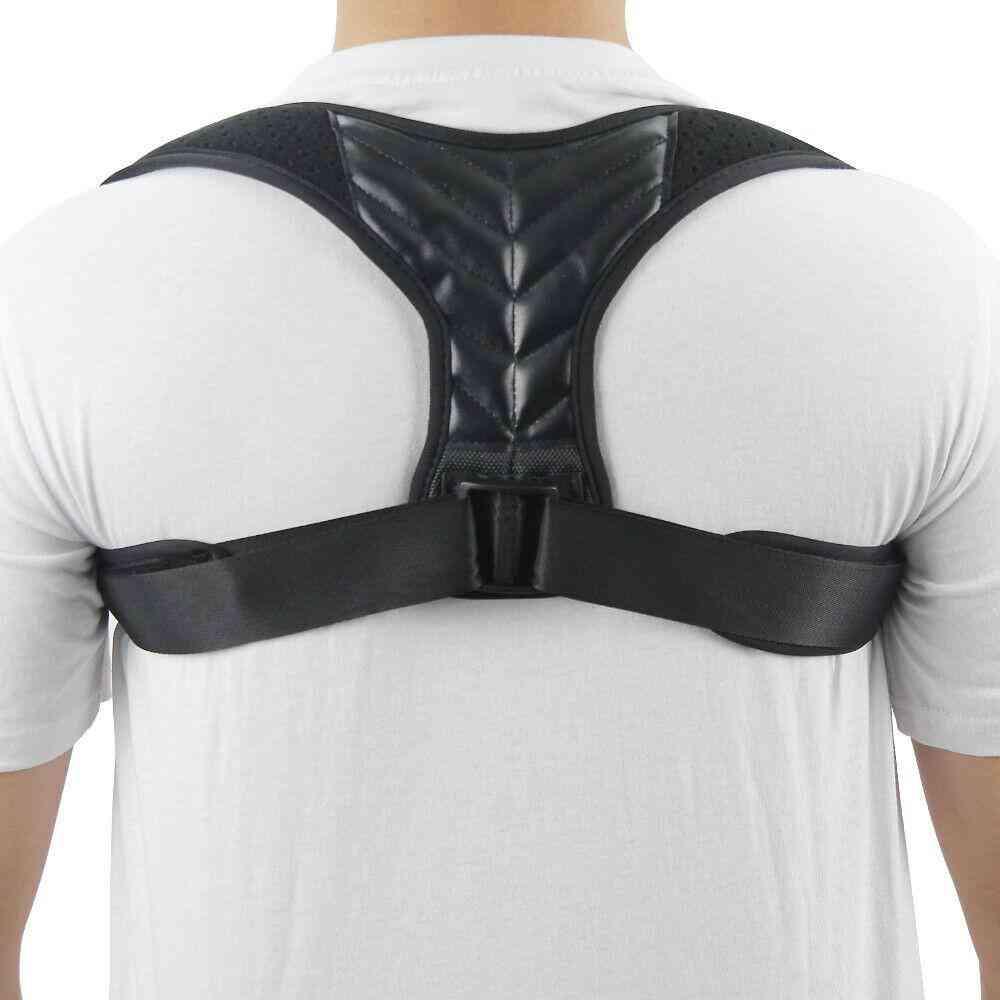 Adjustable Back Posture Corrector Brace