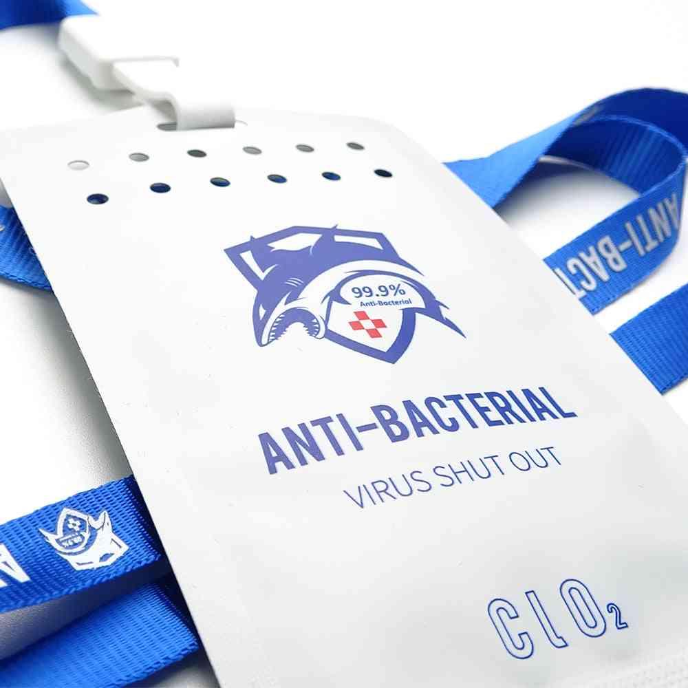 Portable Disinfection Card Anti-virus Air Purification Sterilization